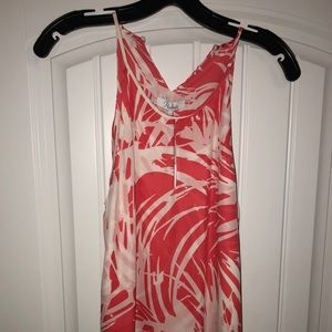 NWT coral Parker dress